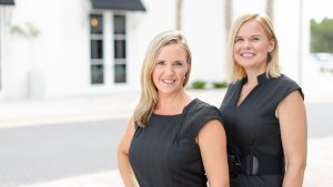 South Walton Certified Public Accountants Amy Coleman and Stephanie Hill.