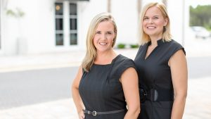 South Walton Accountants Stephaine Hill and Amy Coleman of Hill Coleman CPA Firm.
