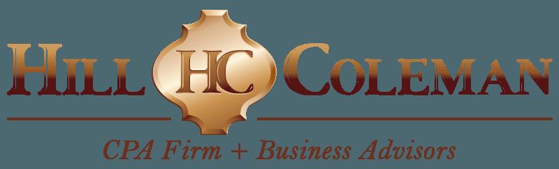 Hill Coleman LLC. Retina Logo