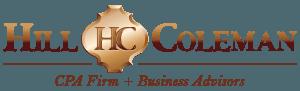 Hill Coleman LLC. Mobile Retina Logo