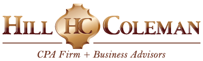 Hill Coleman CPA Firm Logo